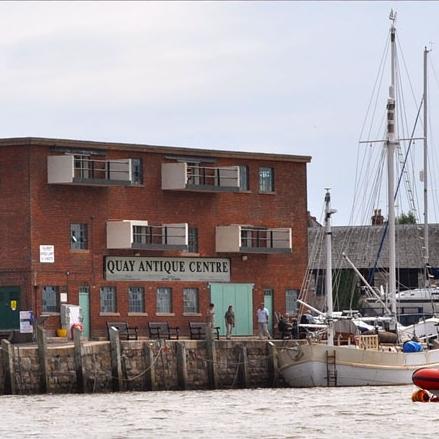 Topsham-Quay-Antiques