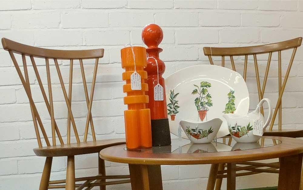 Retro-Ercol-candlestick-chair-G Plan-table